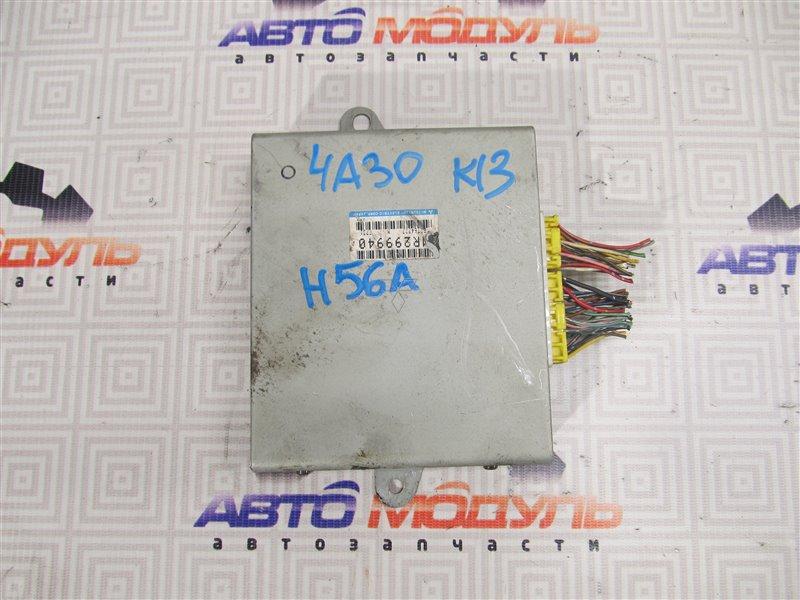 Компьютер двс Mitsubishi Pajero Mini H51A 4A30
