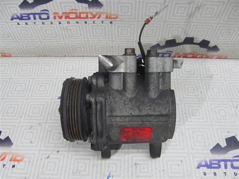 Компрессор кондиционера Mitsubishi Pajero Mini H51A 4A30