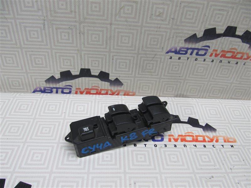 Блок упр. стеклоподьемниками Mitsubishi Lancer X CY4A-0102857 4B11 2007 передний правый