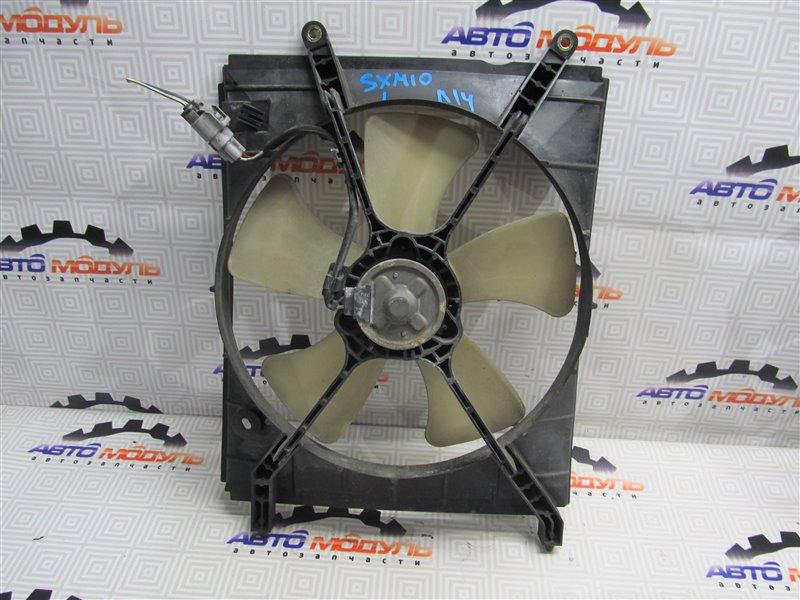 Диффузор радиатора Toyota Ipsum SXM10 3S левый