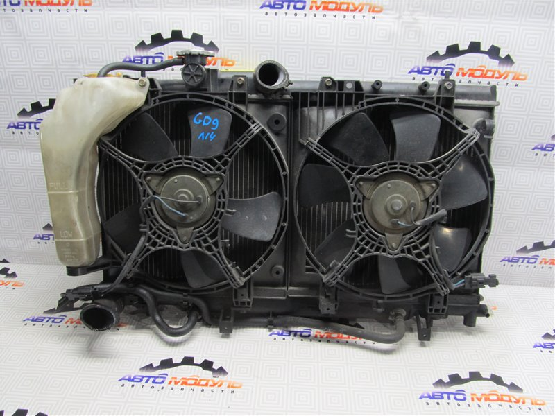 Радиатор основной Honda Fit Aria GD6 L13A