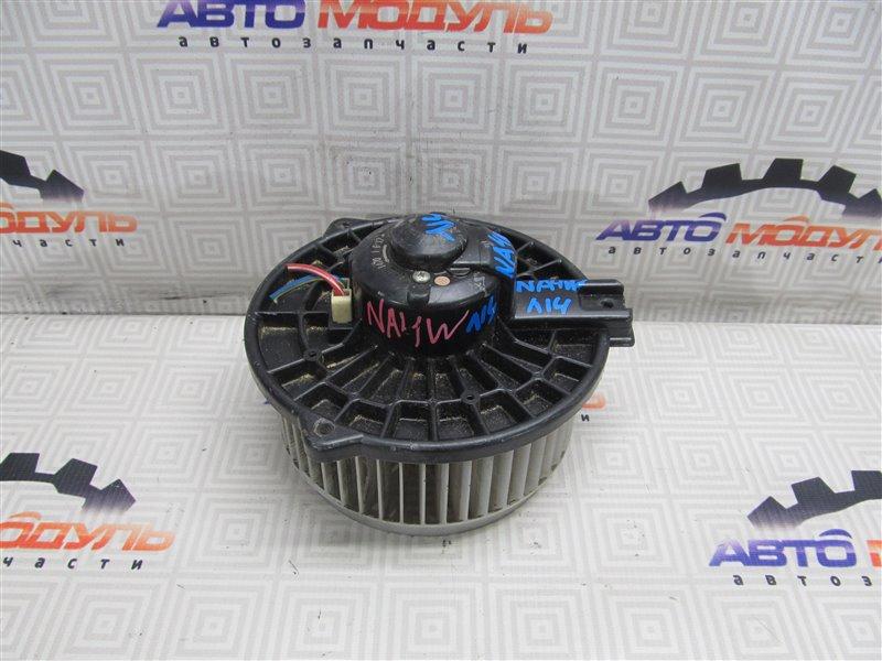 Мотор печки Mitsubishi Grandis NA4W 4G69