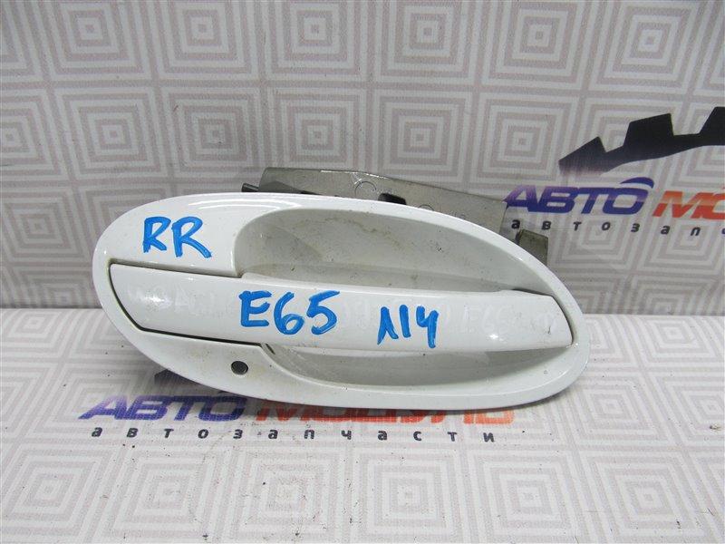 Ручка двери Bmw 7 Series E65 задняя правая