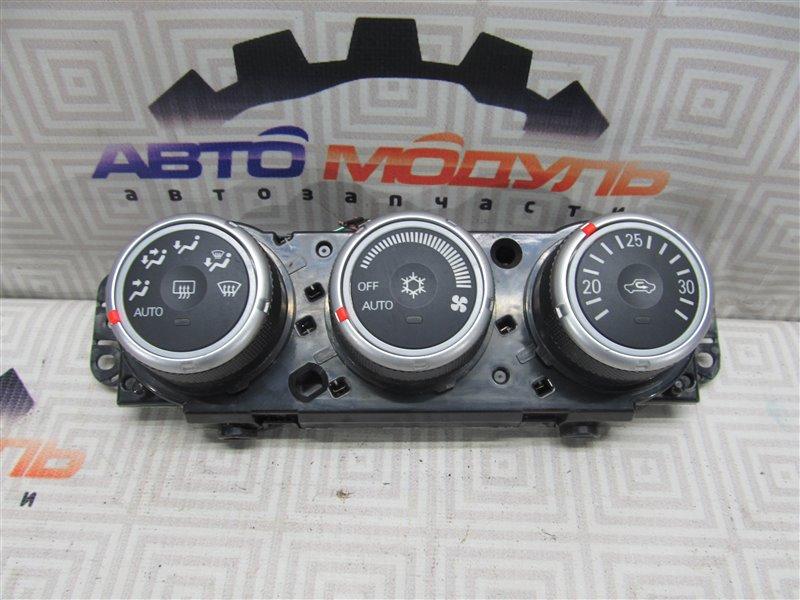 Блок управления климат-контролем Mitsubishi Outlander CW5W