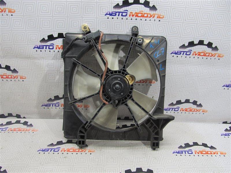 Диффузор радиатора Honda Accord CL7 K20A левый