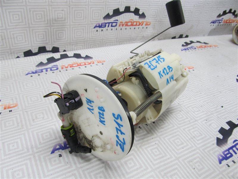 Топливный насос Suzuki Swift ZC71S K12B