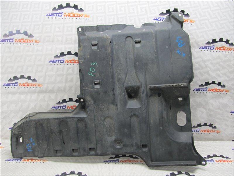 Защита антигравийная Honda Civic FD3-1003290 LDA