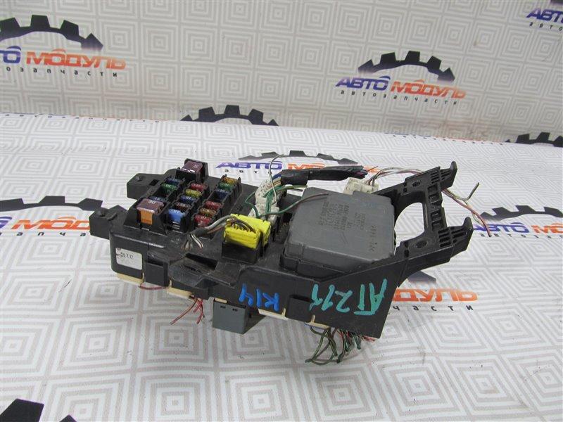 Блок предохранителей Toyota Corona Premio AT210 7A-FE