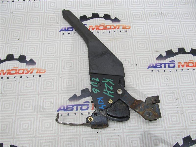 Ручка ручника Toyota Hiace KZH106-0029125 1KZ-TE 1997