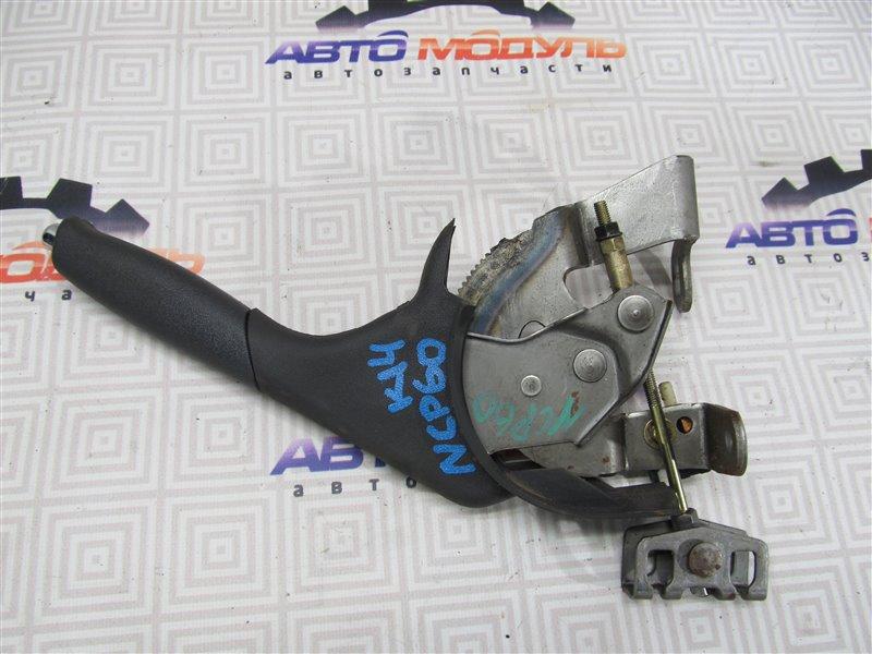 Ручка ручника Toyota Ist NCP60-0131183 2NZ-FE 2003