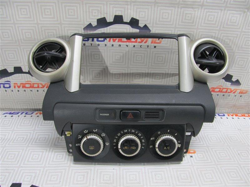 Блок управления климат-контролем Toyota Ist NCP60-0131183 2NZ-FE 2003