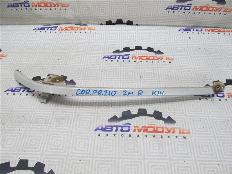 Планка под фары Toyota Corona Premio AT210 7A-FE передняя правая