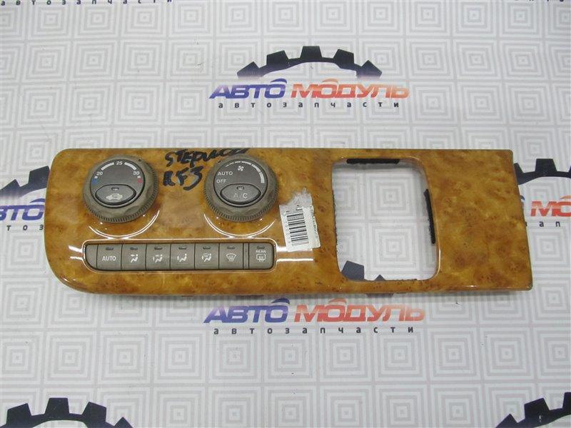 Блок управления климат-контролем Honda Step Wagon RF3