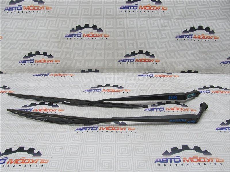 Дворник Toyota Avensis AZT250-0039505 1AZ-FSE 2007 передний