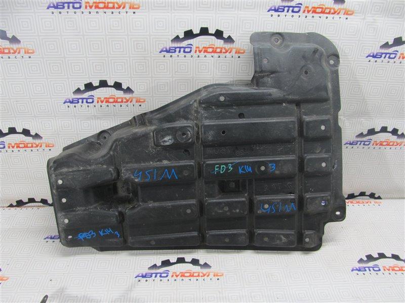 Защита антигравийная Toyota Wish ZNE10-0252269 1ZZ-FE 2005