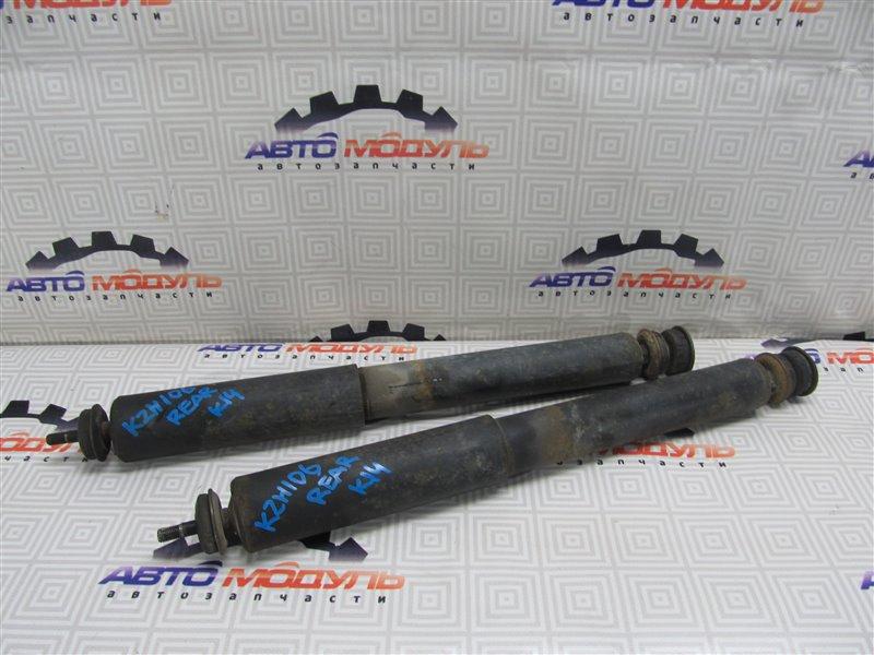 Амортизатор Toyota Hiace KZH106-0029125 1KZ-TE 1997 задний