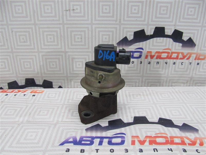 Клапан egr Honda Domani MB4 D16A
