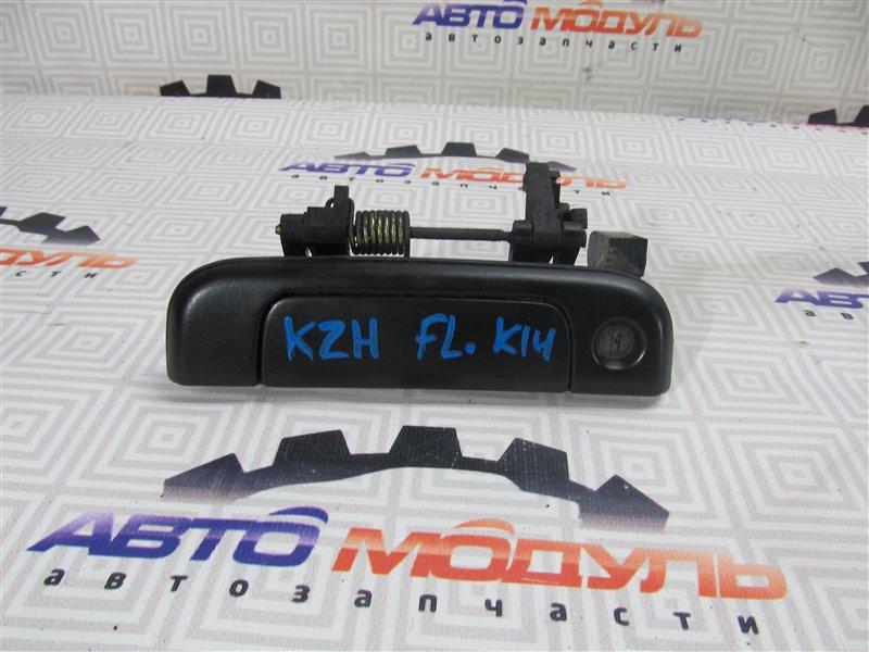 Ручка двери Toyota Hiace KZH106-0029125 1KZ-TE 1997 передняя левая