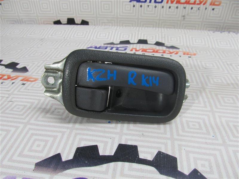 Ручка двери Toyota Hiace KZH106-0029125 1KZ-TE 1997 передняя правая
