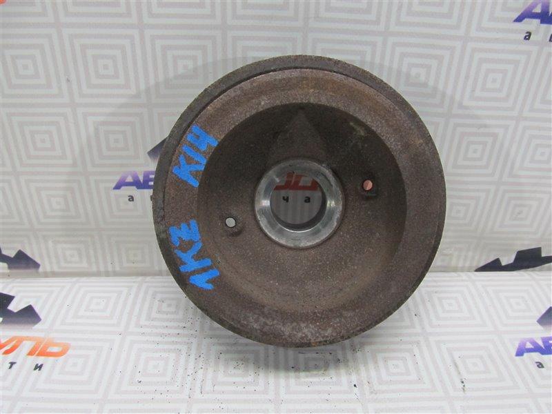 Шкив коленвала Toyota Hiace KZH106-0029125 1KZ-TE 1997