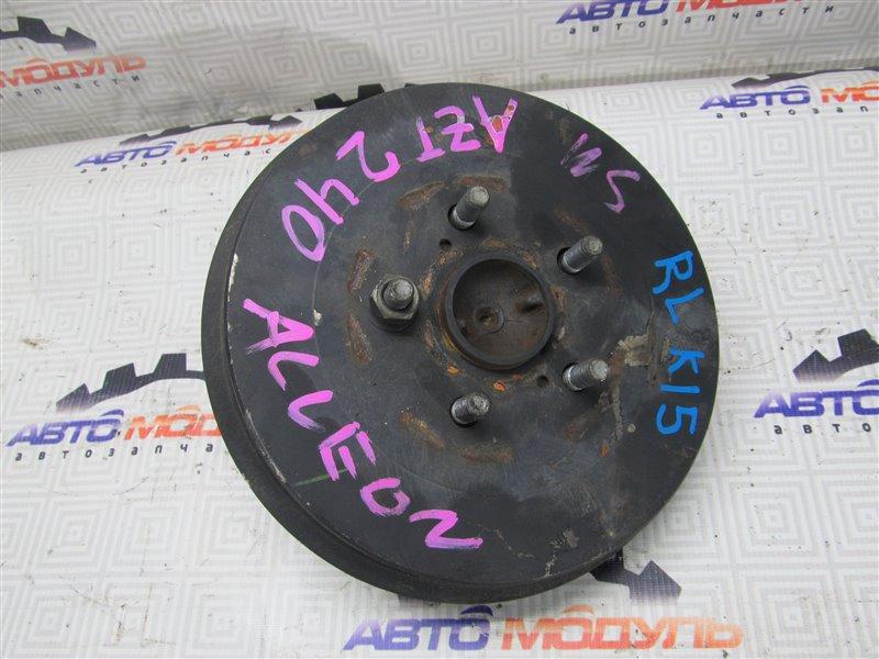 Барабан тормозной Toyota Allion AZT240 задний