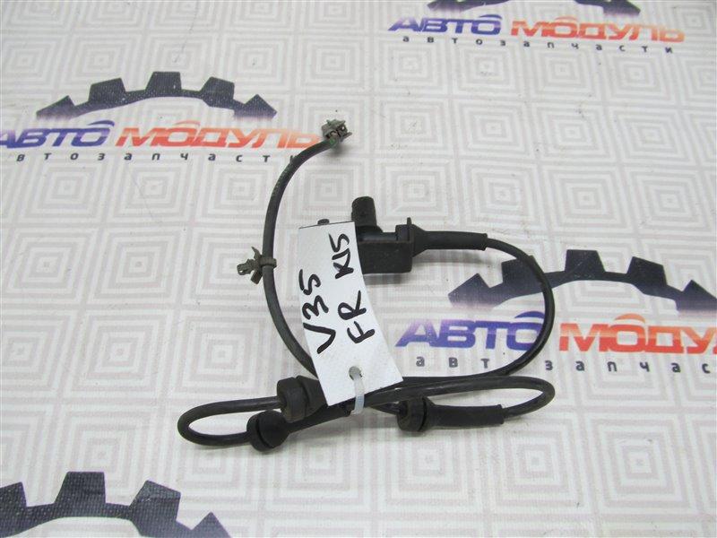 Датчик abs Nissan Skyline V35 передний правый