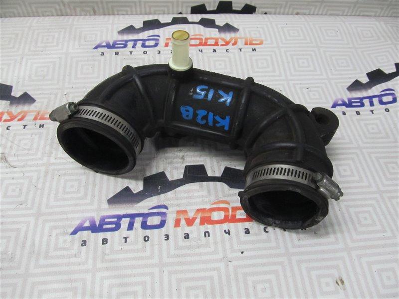Патрубок воздушн.фильтра Suzuki Swift ZC71S K12B