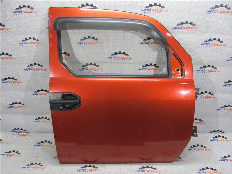 Стеклоподъемник Honda Element YH2 K24A передний правый