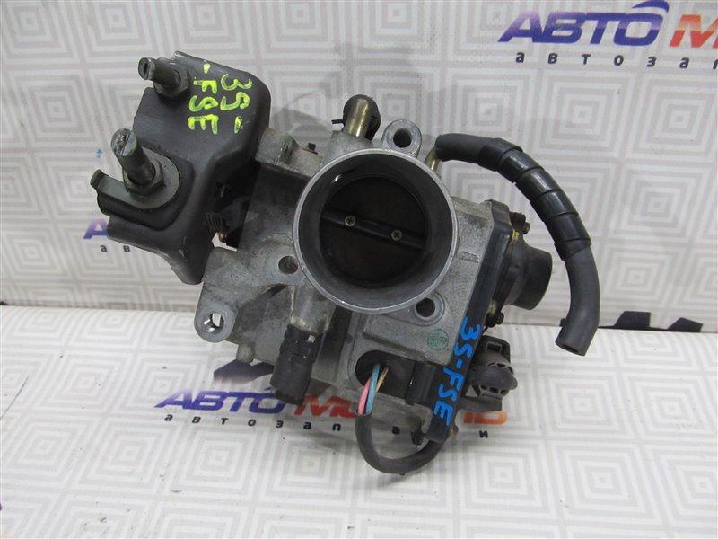 Дроссельная заслонка Toyota Corona Premio ST210 3S-FSE