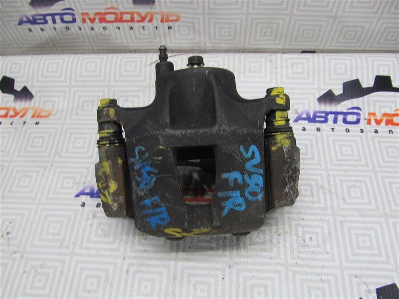 Суппорт Toyota Vista Ardeo SV50 передний правый