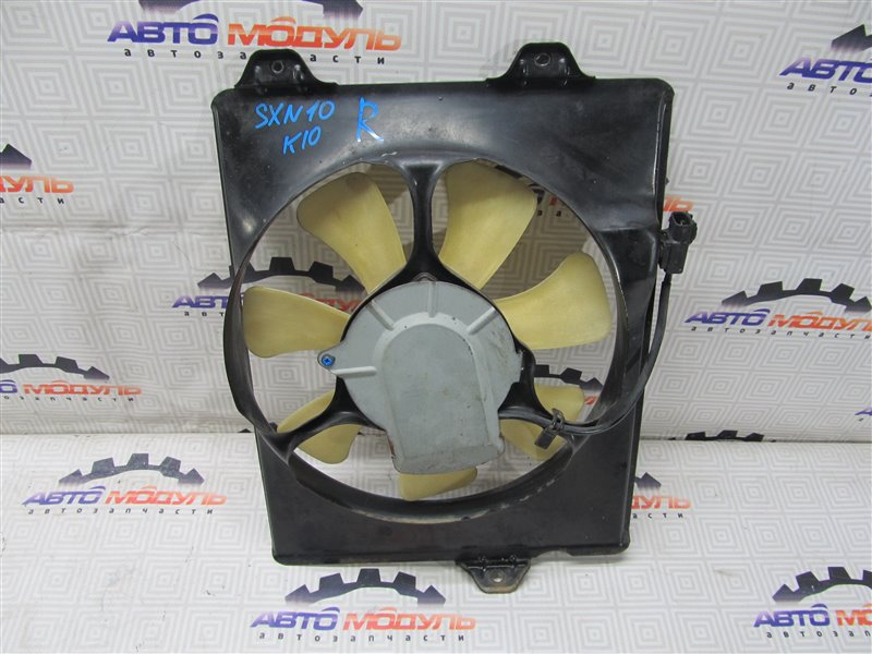 Диффузор радиатора Toyota Nadia SXN10 3S-FE правый