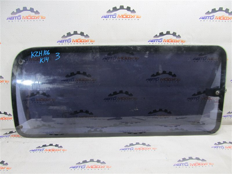 Стекло Toyota Hiace KZH106-0029125 1KZ-TE 1997 правое