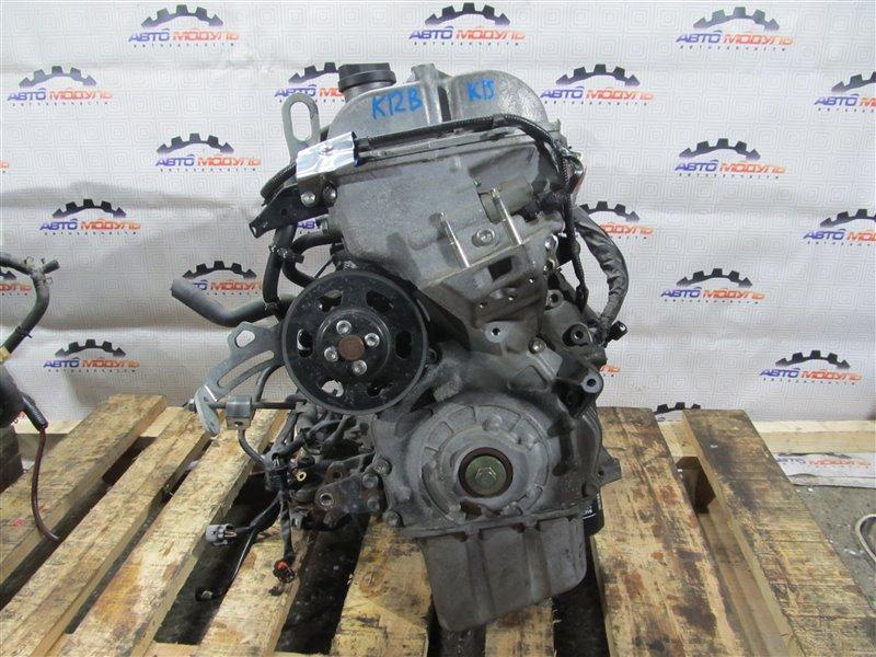Двигатель Suzuki Swift ZC71S K12B