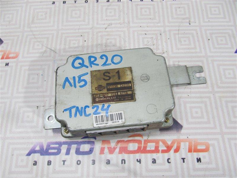 Блок управления акпп Nissan Serena TNC24 QR20