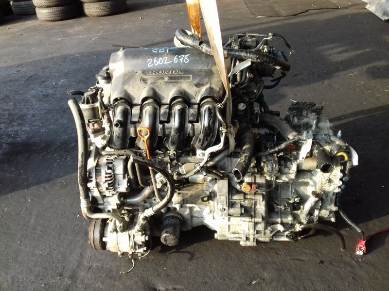 Акпп Honda Fit GD1 L13A