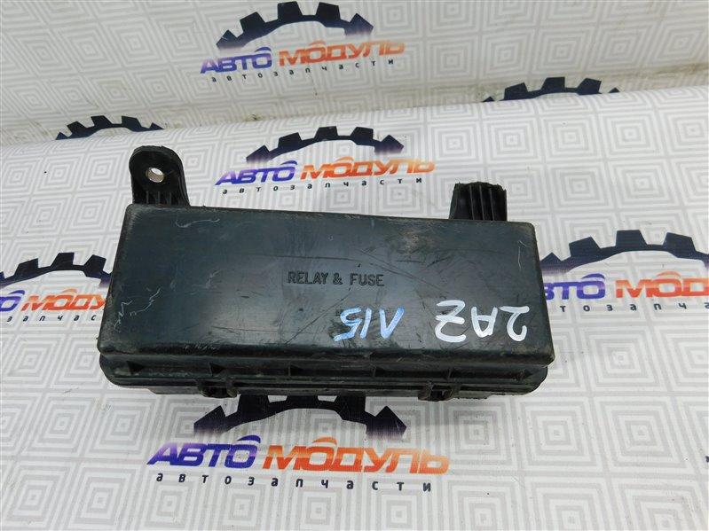Блок предохранителей Toyota Alphard ANH10 2AZ-FE