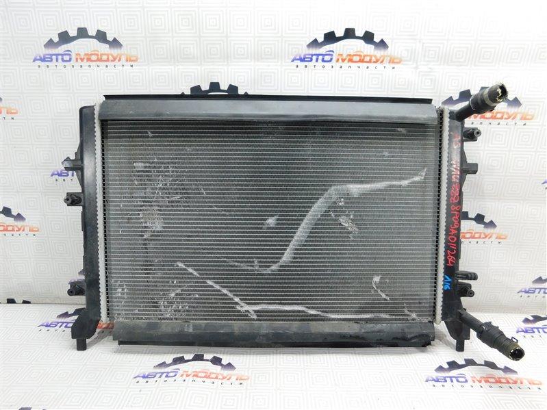 Радиатор основной Audi