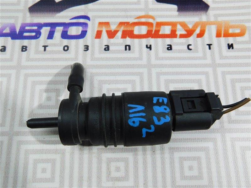 Мотор стеклоомывателя Bmw X3 E83