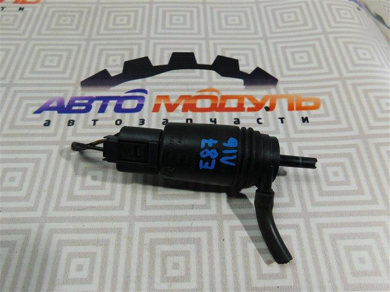 Мотор стеклоомывателя Bmw 1-Series E87