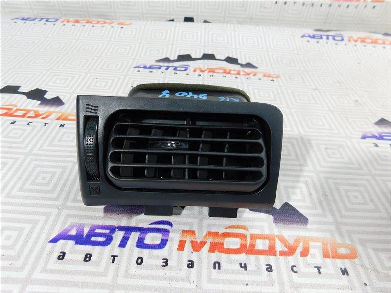 Воздуховод Toyota Premio AZT240-0011737 1AZ-FSE 2002 левый