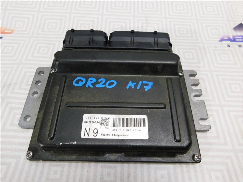 Компьютер двс Nissan Liberty RM12 QR20