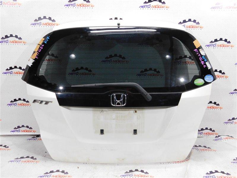 Дверь 5-я Honda Fit GE6 задняя