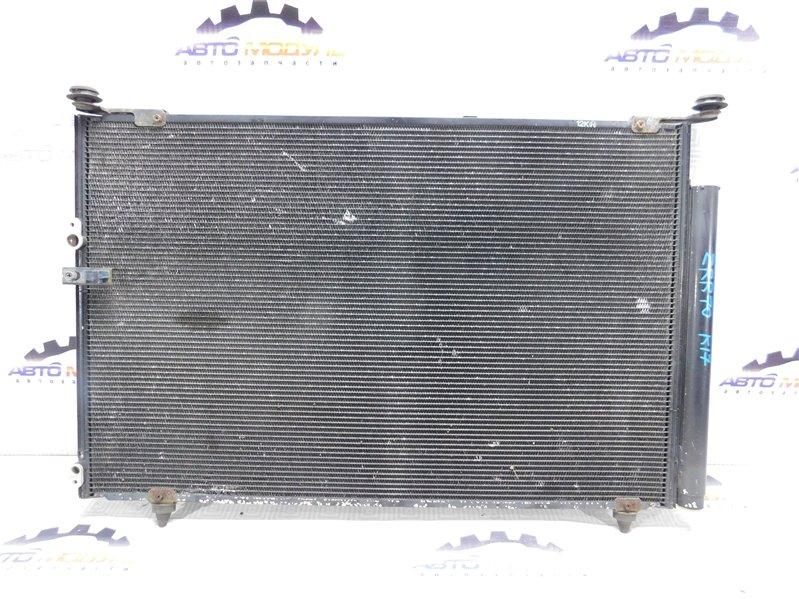 Радиатор кондиционера Toyota Noah ZRR70 3ZR
