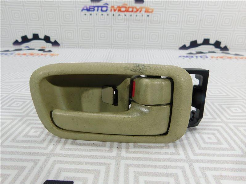 Ручка двери Toyota Harrier MCU10 1MZ-FE задняя правая