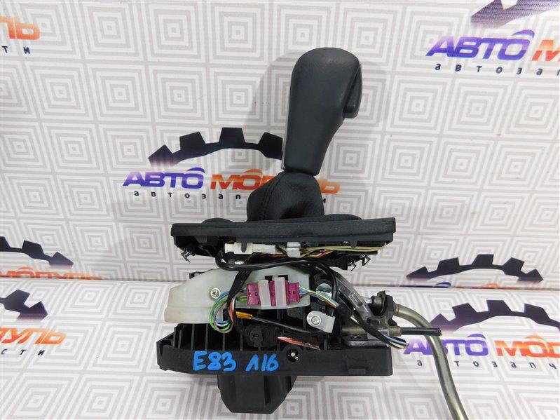 Селектор акпп Bmw X3 E83
