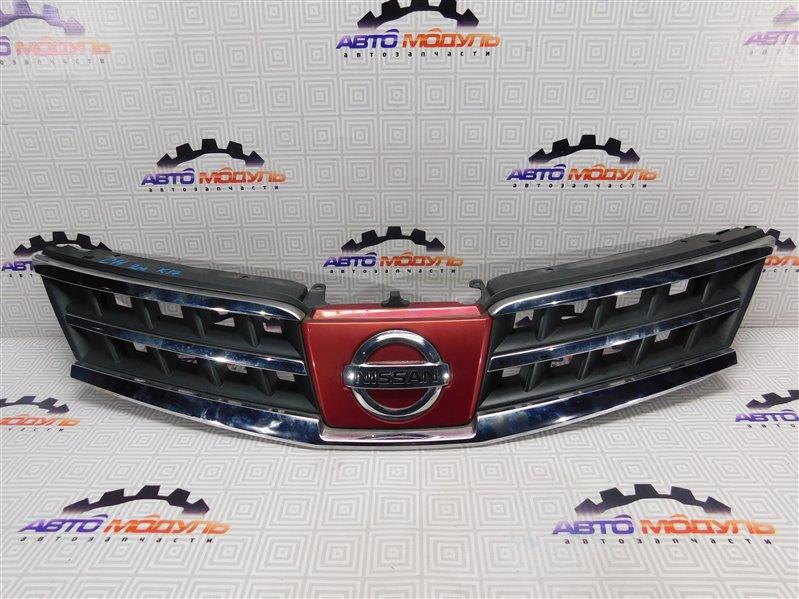 Решетка радиатора Nissan Tiida C11 HR15