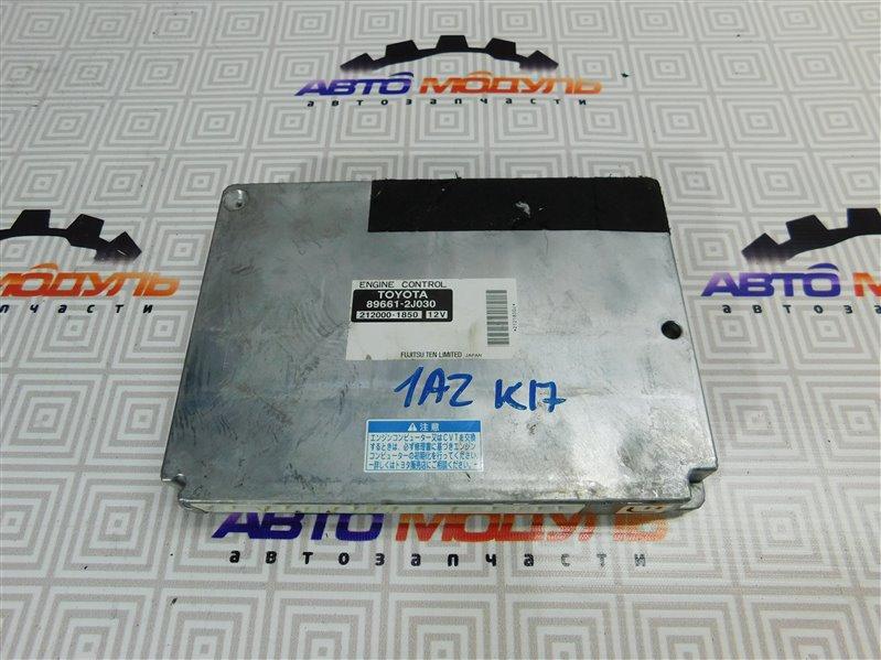 Компьютер двс Toyota Noah AZR65 1AZ-FSE