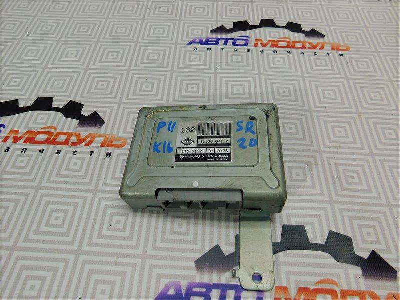 Блок управления акпп Nissan Primera HP11 SR20-DE