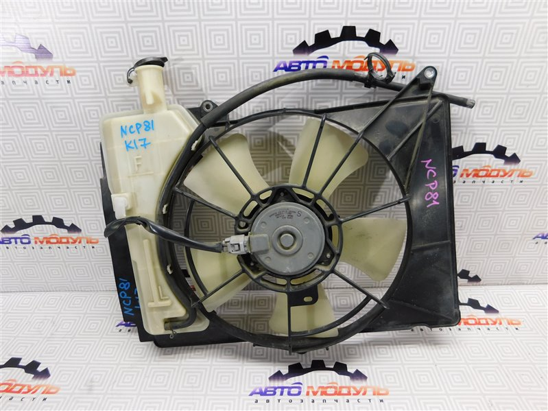 Диффузор радиатора Toyota Sienta NCP81 1NZ