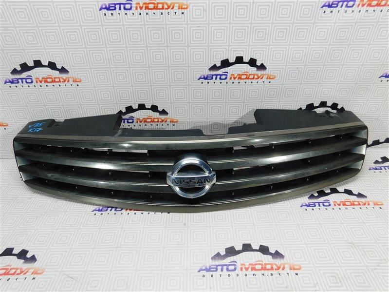 Решетка радиатора Nissan Skyline V35 VQ25DD